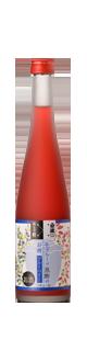 発泡酒・その他:生フルーツ黒酢のお酒 ブルーベリー